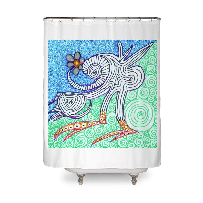 UNIQUE SUGLERI ART  Home Shower Curtain by SUGLERI's Artist Shop