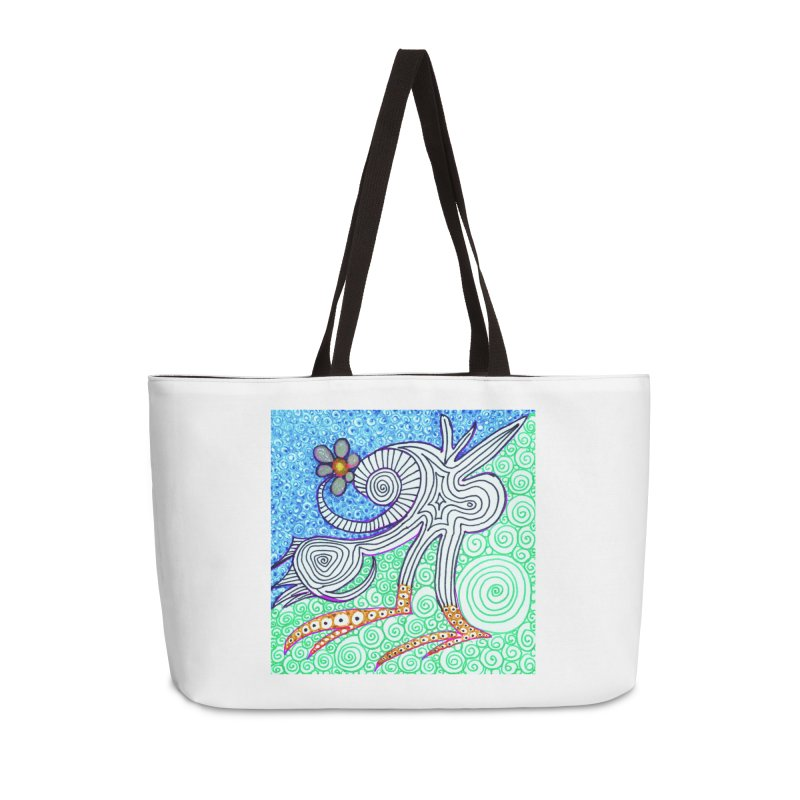 UNIQUE SUGLERI ART  Accessories Weekender Bag Bag by SUGLERI's Artist Shop