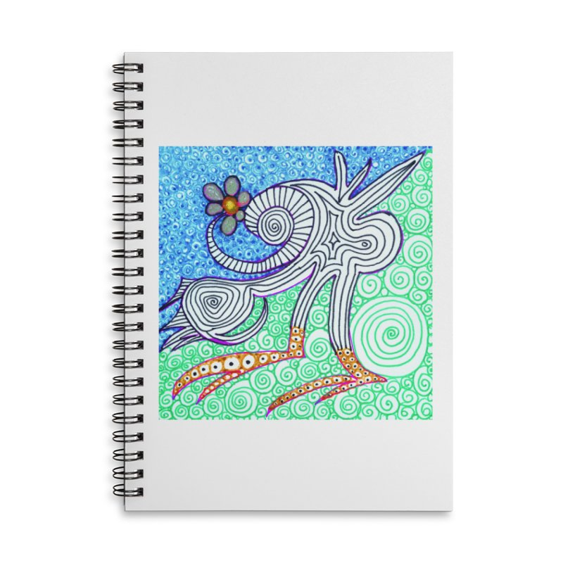 UNIQUE SUGLERI ART  Accessories Lined Spiral Notebook by SUGLERI's Artist Shop