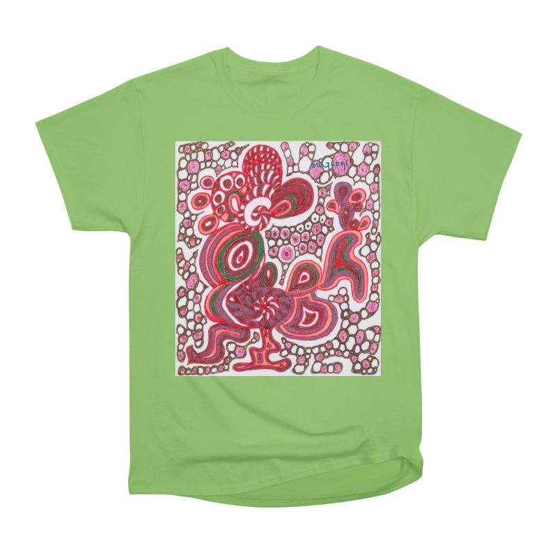 SuGleri Dia-kosmos Men's Heavyweight T-Shirt by SUGLERI's Artist Shop