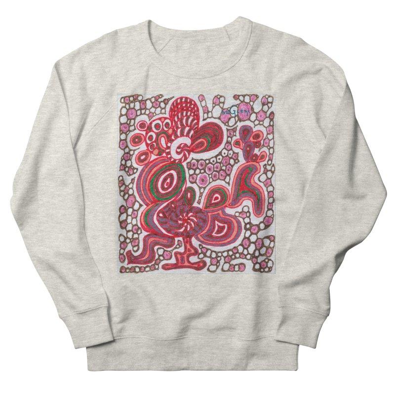 SuGleri Dia-kosmos Women's French Terry Sweatshirt by SUGLERI's Artist Shop