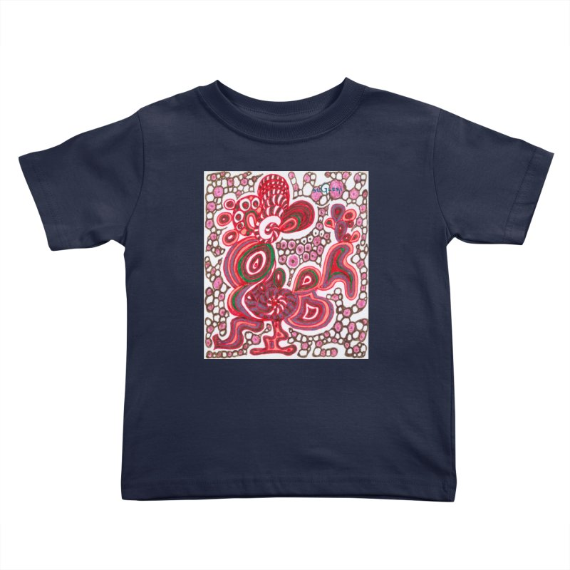 SuGleri Dia-kosmos Kids Toddler T-Shirt by SUGLERI's Artist Shop