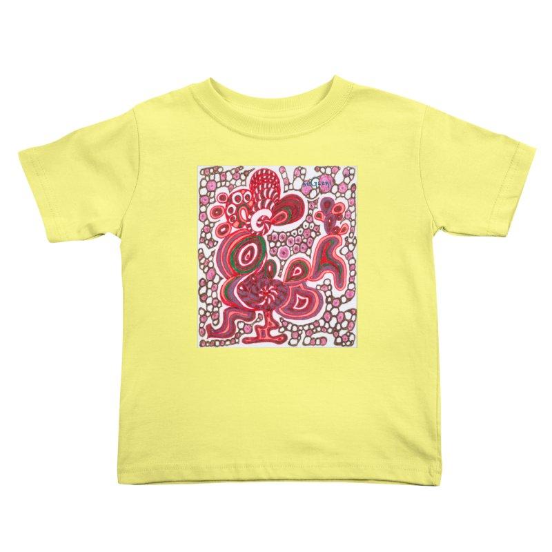 SuGleri Dia-kosmos Kids Toddler T-Shirt by SUGLERI's Artist Shop