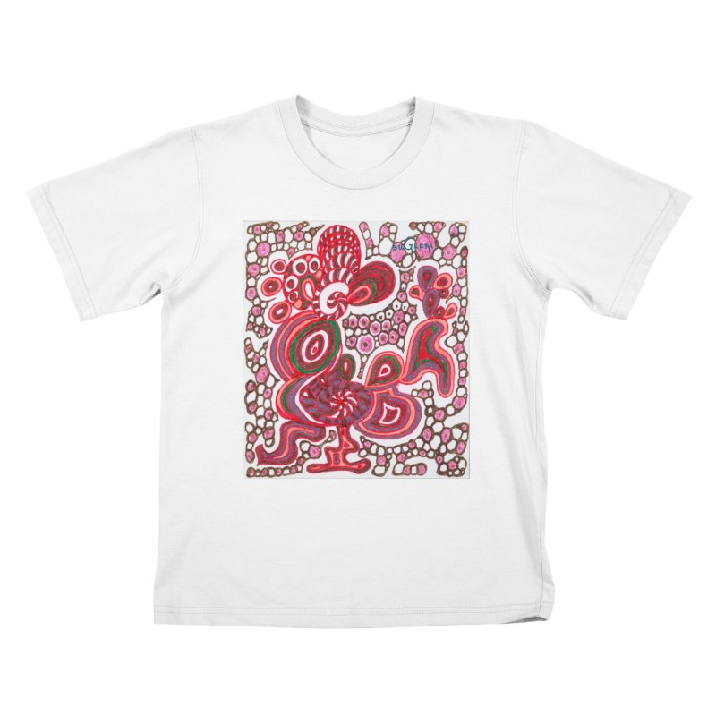 SuGleri Dia-kosmos Kids T-Shirt by SUGLERI's Artist Shop