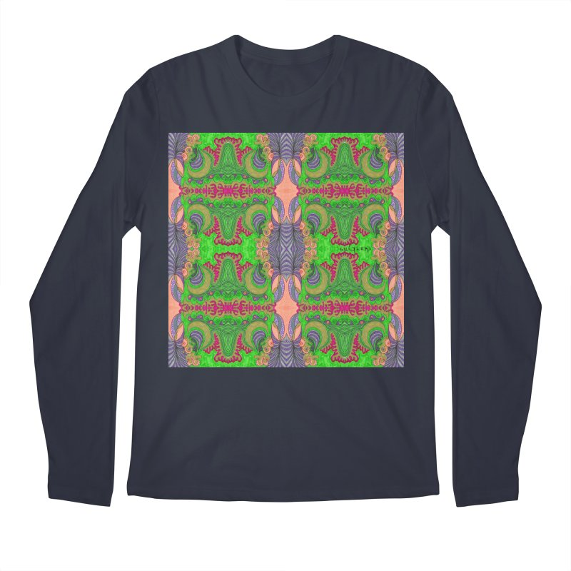 suGleri art Men's Regular Longsleeve T-Shirt by SUGLERI's Artist Shop