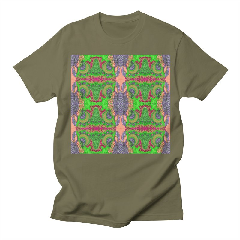 suGleri art Men's Regular T-Shirt by SUGLERI's Artist Shop