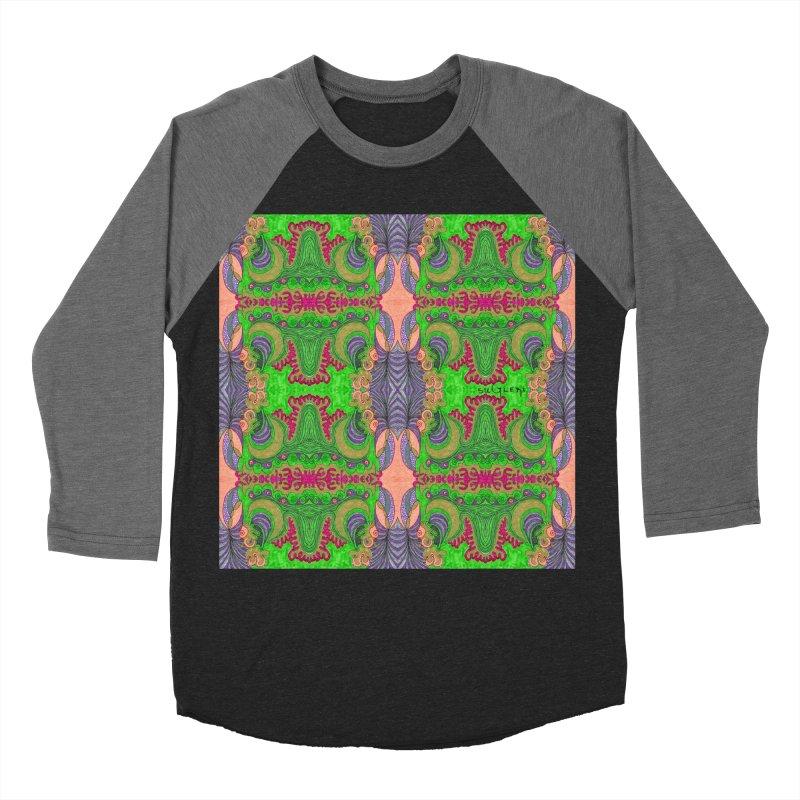 suGleri art Women's Baseball Triblend Longsleeve T-Shirt by SUGLERI's Artist Shop