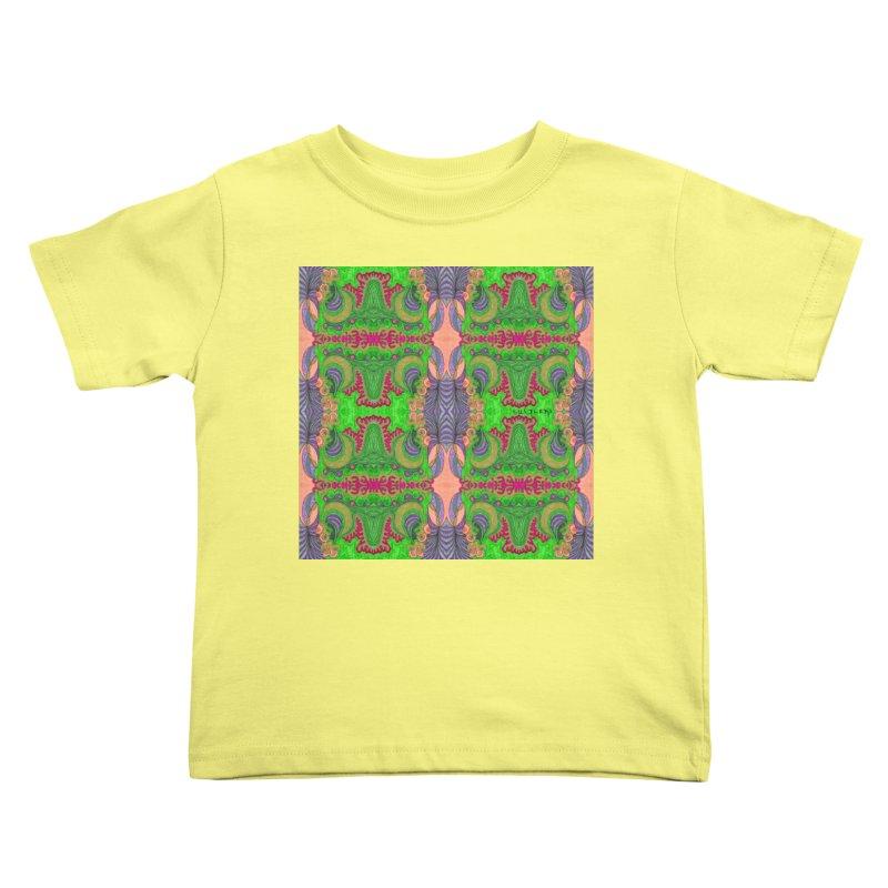suGleri art Kids Toddler T-Shirt by SUGLERI's Artist Shop