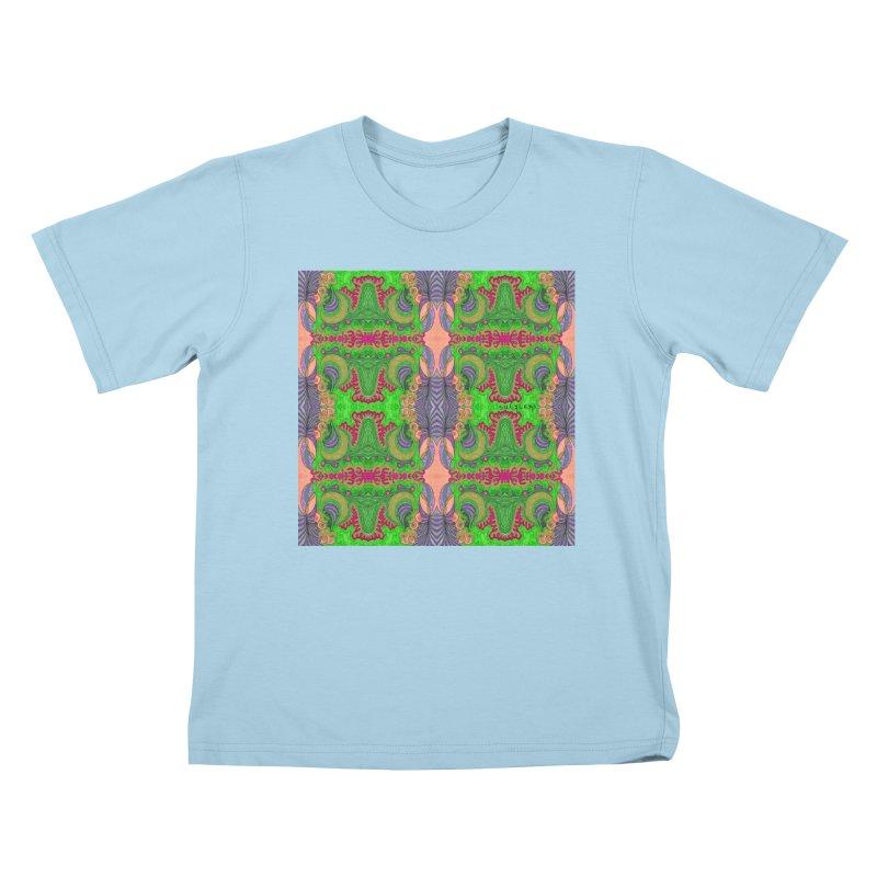 suGleri art Kids T-Shirt by SUGLERI's Artist Shop