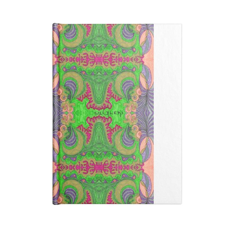 suGleri art Accessories Blank Journal Notebook by SUGLERI's Artist Shop