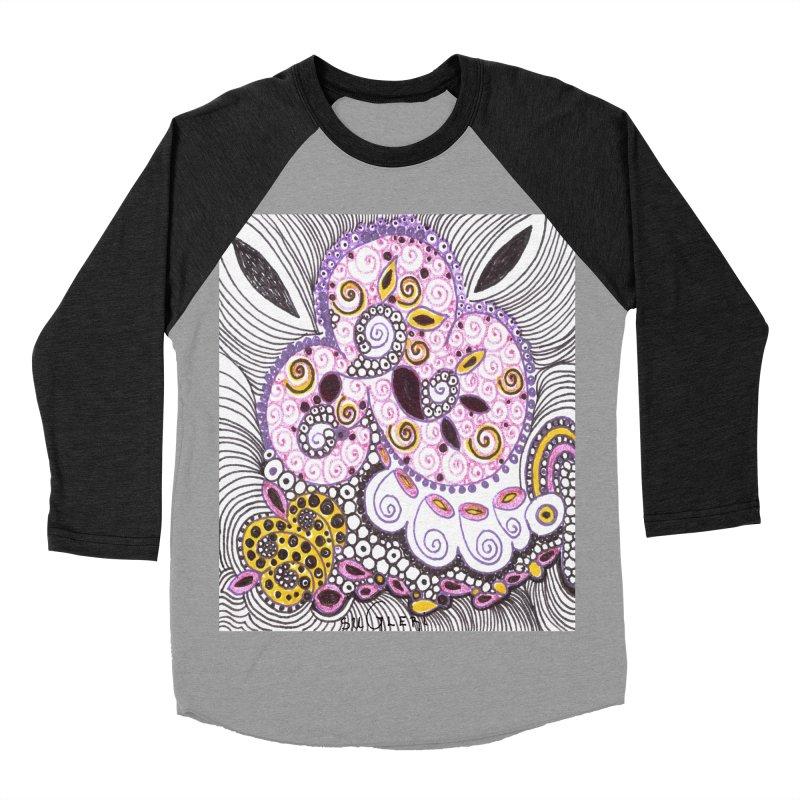 dia-kosmos suGleri Women's Baseball Triblend Longsleeve T-Shirt by SUGLERI's Artist Shop
