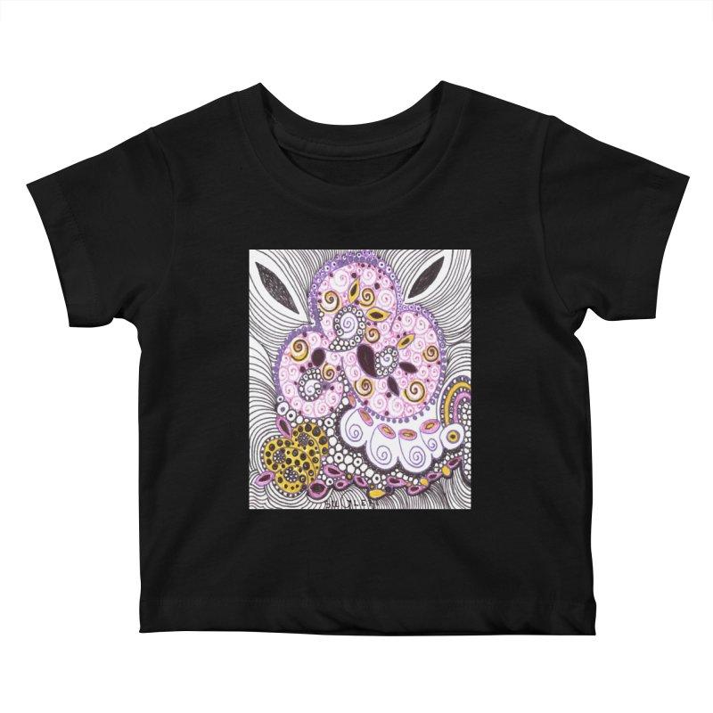 dia-kosmos suGleri Kids Baby T-Shirt by SUGLERI's Artist Shop