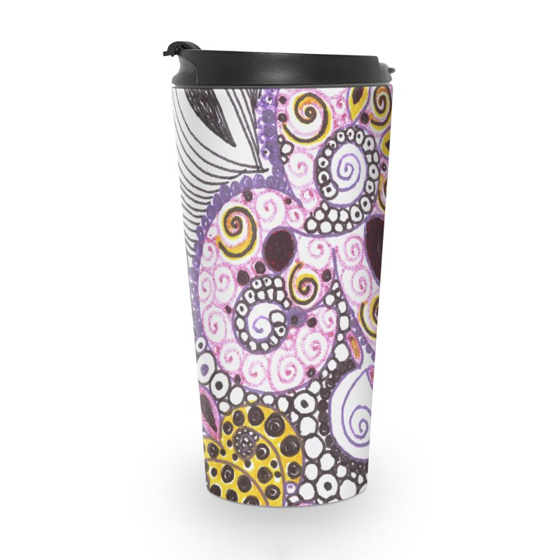 dia-kosmos suGleri Accessories Travel Mug by SUGLERI's Artist Shop