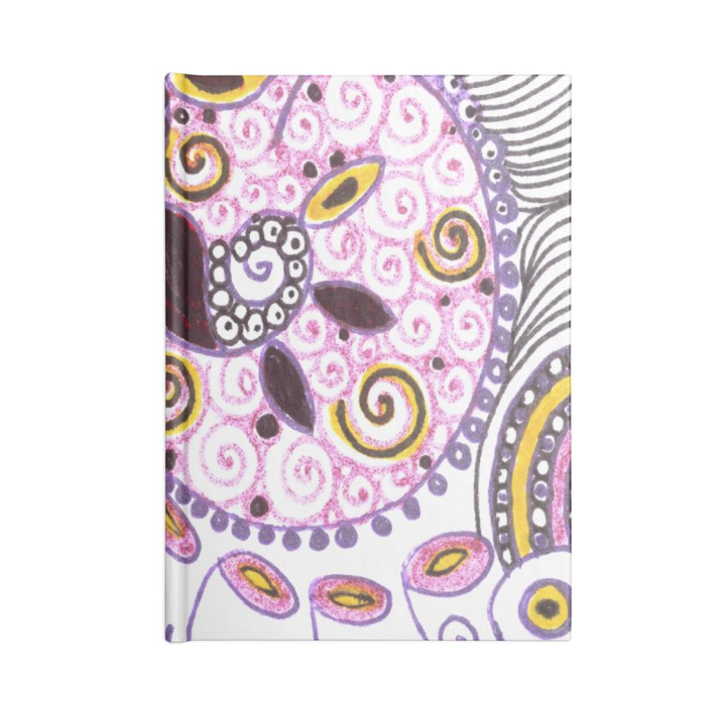 dia-kosmos suGleri Accessories Blank Journal Notebook by SUGLERI's Artist Shop