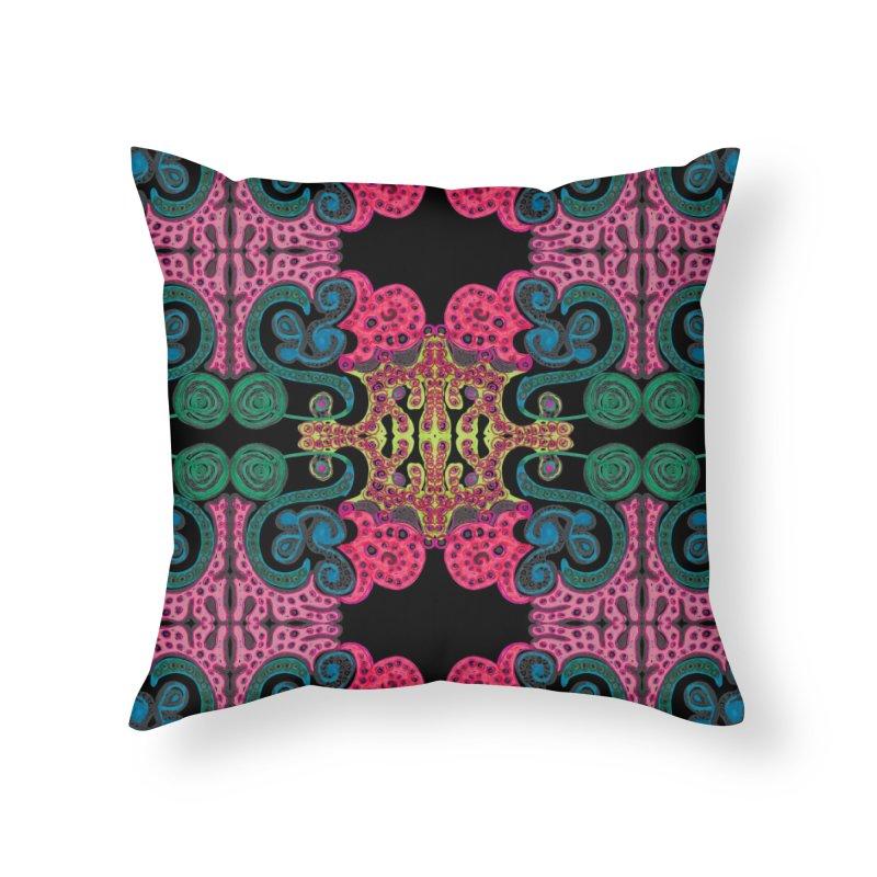 SuGleri Home Throw Pillow by SUGLERI's Artist Shop