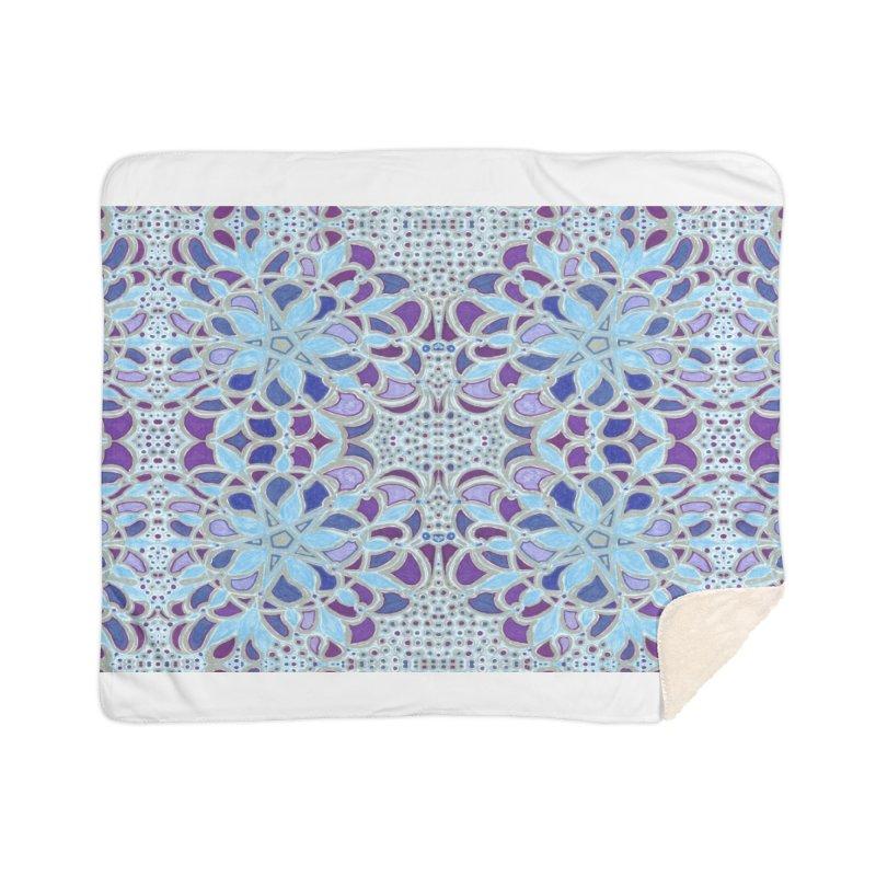suGleri Home Sherpa Blanket Blanket by SUGLERI's Artist Shop