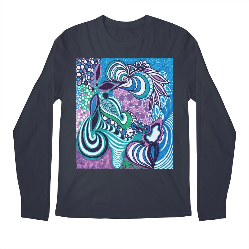 Unique SuGleri Art Men's Regular Longsleeve T-Shirt by SUGLERI's Artist Shop