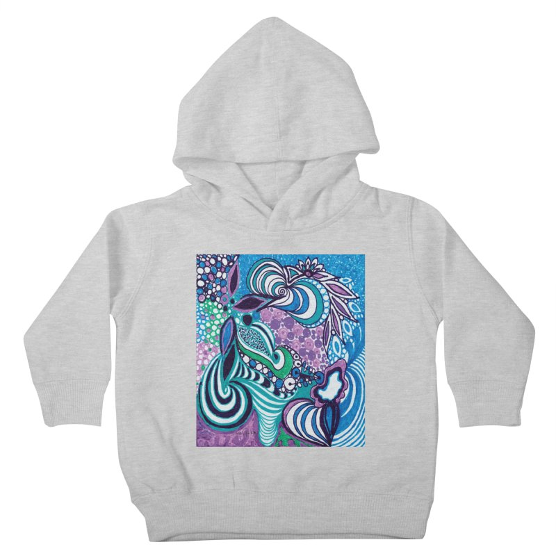 Unique SuGleri Art Kids Toddler Pullover Hoody by SUGLERI's Artist Shop
