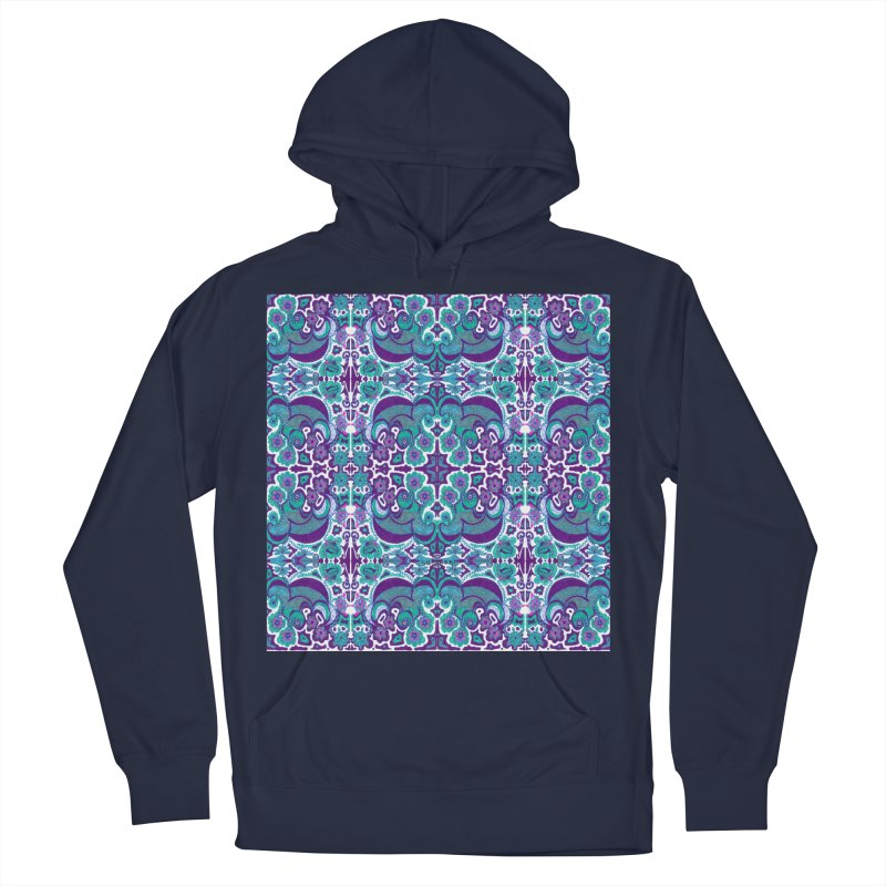 suGleri Women's French Terry Pullover Hoody by SUGLERI's Artist Shop