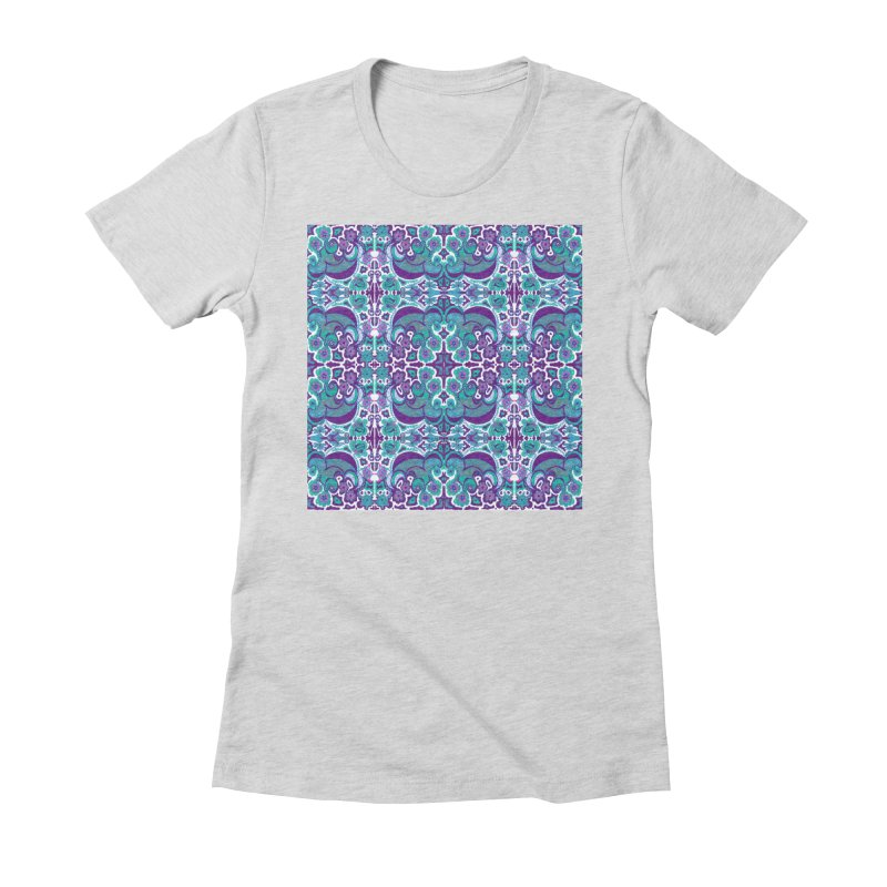 suGleri Women's Fitted T-Shirt by SUGLERI's Artist Shop