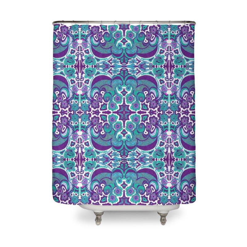 suGleri Home Shower Curtain by SUGLERI's Artist Shop