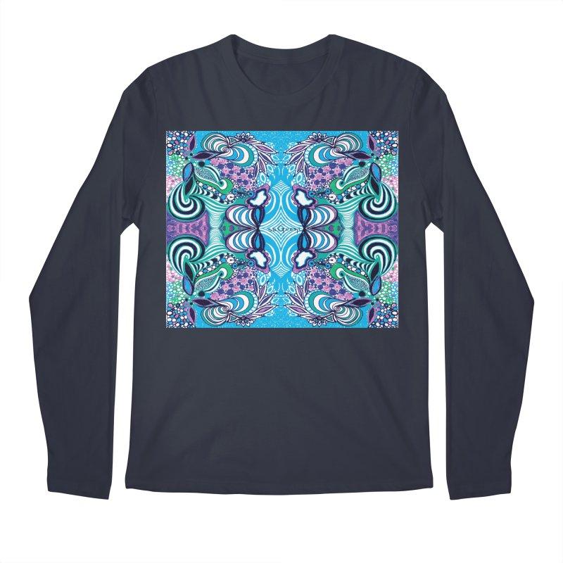 UNIQUE SUGLERI ART Men's Regular Longsleeve T-Shirt by SUGLERI's Artist Shop
