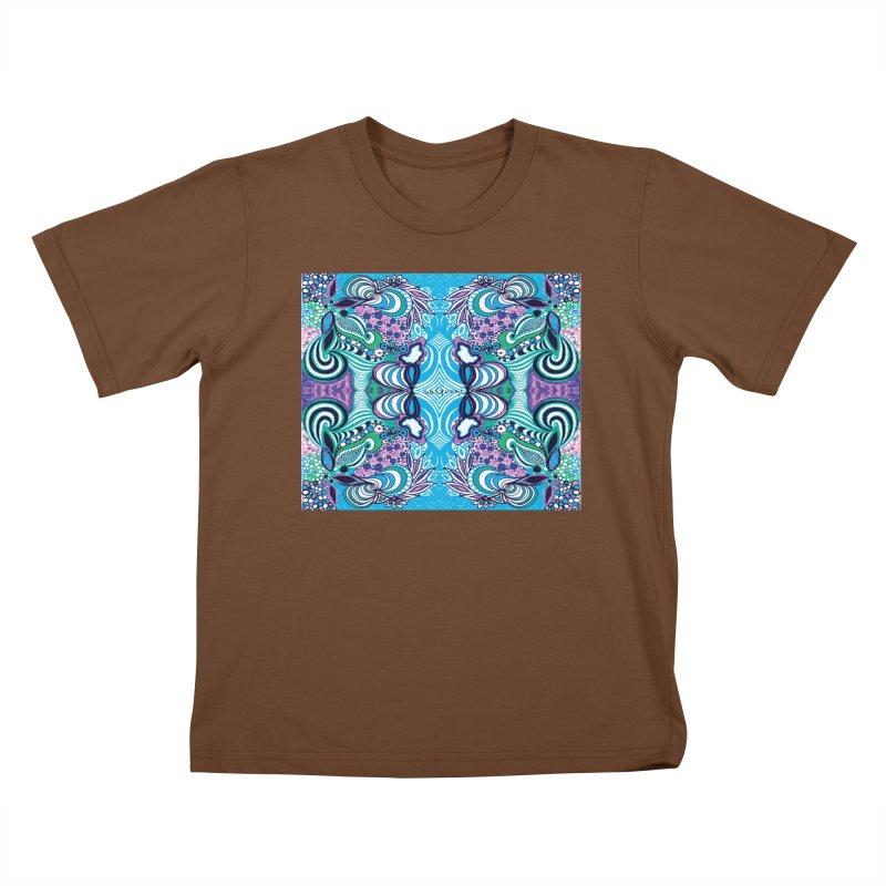 UNIQUE SUGLERI ART Kids T-Shirt by SUGLERI's Artist Shop