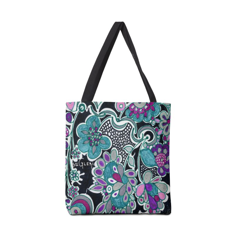 Unique Sugleri Art Accessories Tote Bag Bag by SUGLERI's Artist Shop