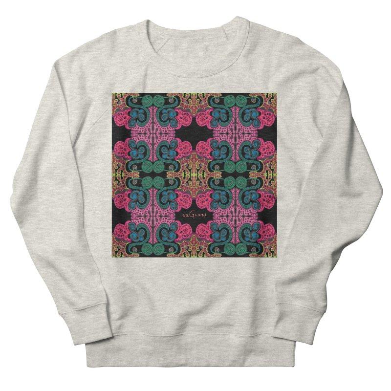 Unique Sugleri Art Women's French Terry Sweatshirt by SUGLERI's Artist Shop