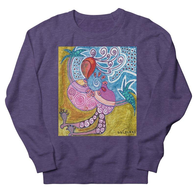 Women's French Terry Sweatshirt by SUGLERI's Artist Shop