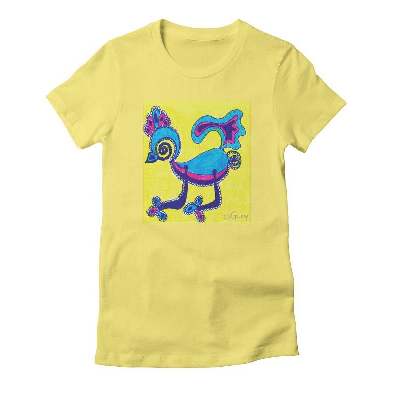 SUGLERI ART DESIGN Women's T-Shirt by SUGLERI's Artist Shop
