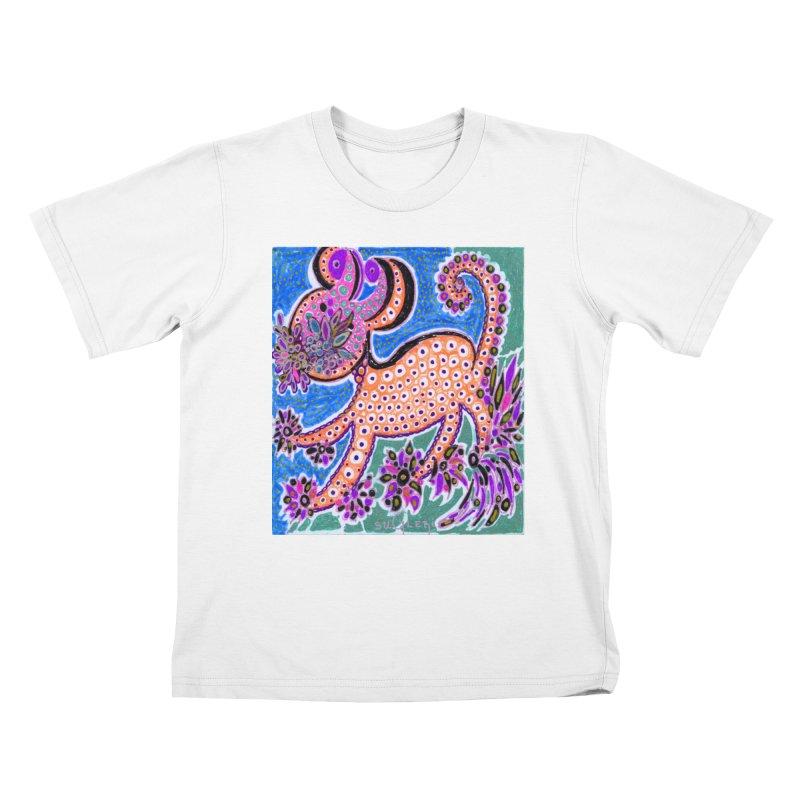SUGLERI ART DESIGN Kids T-Shirt by SUGLERI's Artist Shop