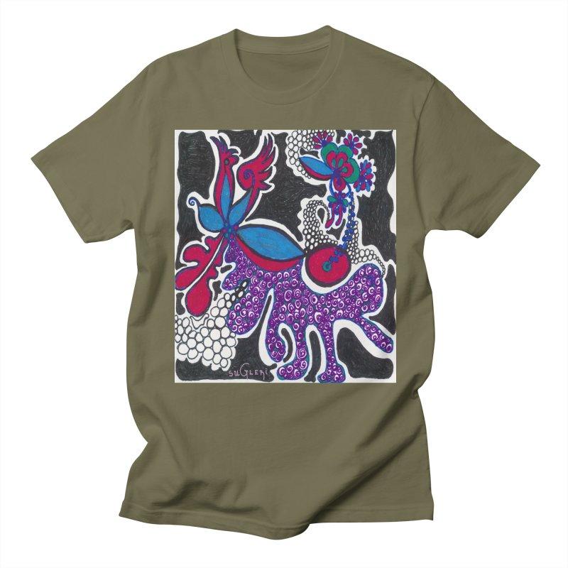 SUGLERI ART DESIGN Men's T-Shirt by SUGLERI's Artist Shop