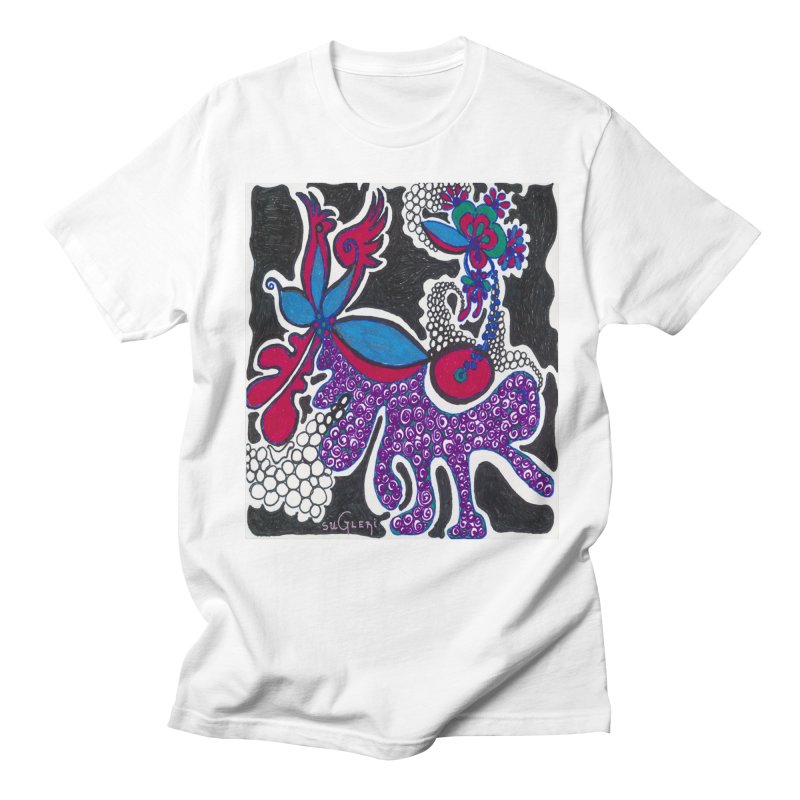 SUGLERI ART DESIGN Men's T-Shirt by SUGLERI's Artist Shop