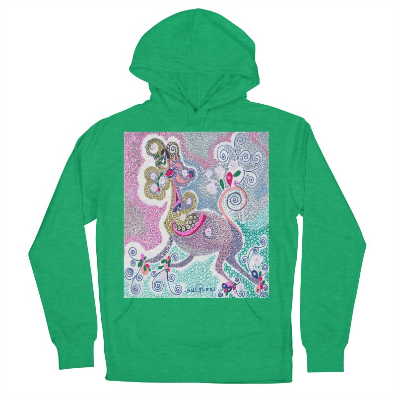 suGleri Men's French Terry Pullover Hoody by SUGLERI's Artist Shop