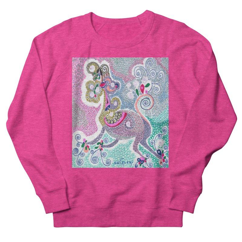 suGleri Women's French Terry Sweatshirt by SUGLERI's Artist Shop