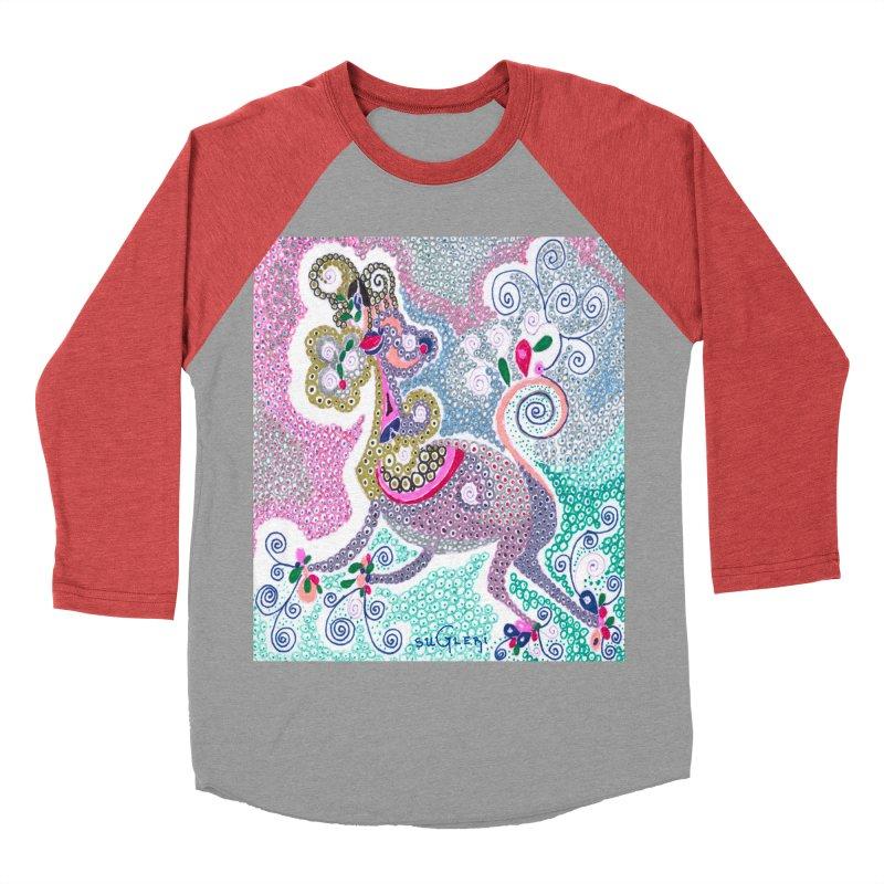 suGleri Women's Baseball Triblend Longsleeve T-Shirt by SUGLERI's Artist Shop