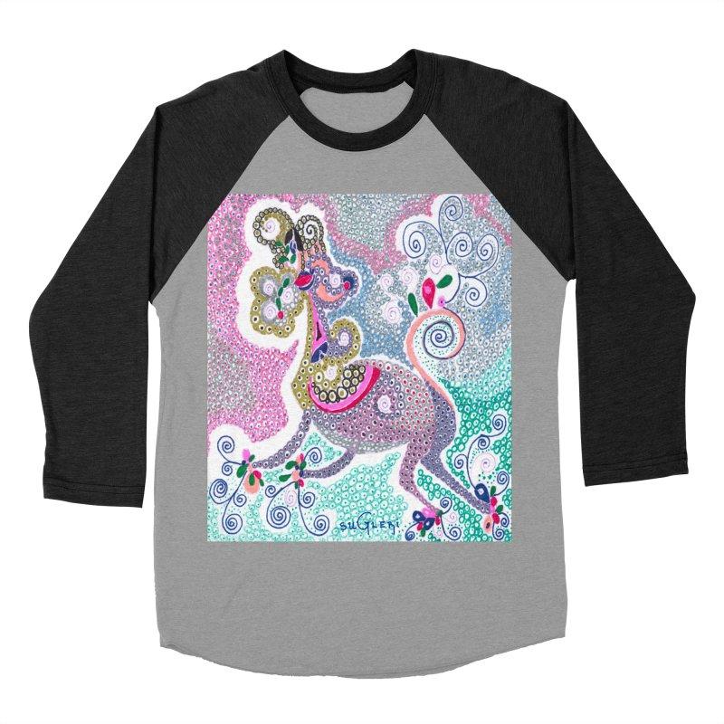 suGleri Men's Baseball Triblend Longsleeve T-Shirt by SUGLERI's Artist Shop