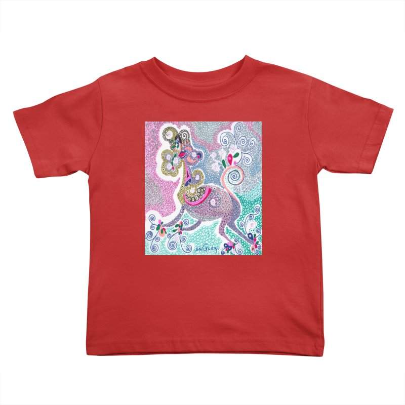 suGleri Kids Toddler T-Shirt by SUGLERI's Artist Shop