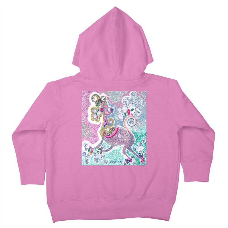 suGleri Kids Toddler Zip-Up Hoody by SUGLERI's Artist Shop