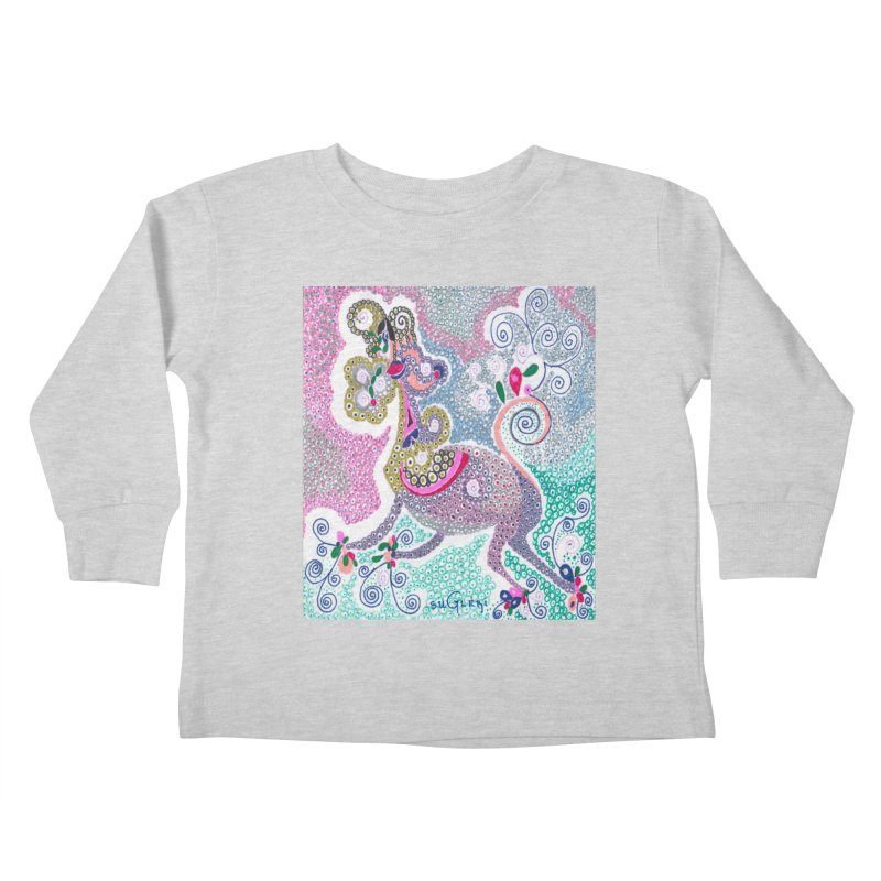 suGleri Kids Toddler Longsleeve T-Shirt by SUGLERI's Artist Shop