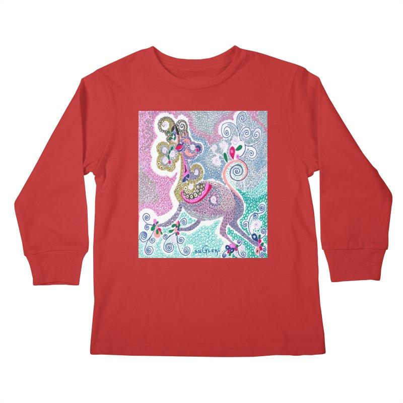 suGleri Kids Longsleeve T-Shirt by SUGLERI's Artist Shop