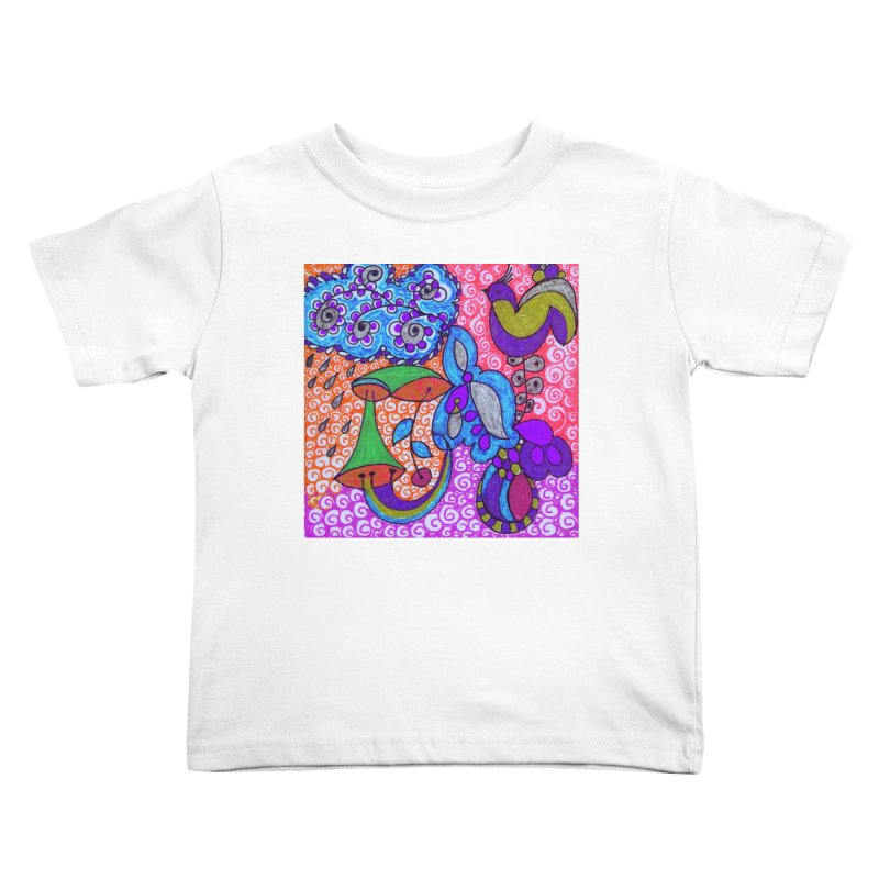 SUGLERI Kids Toddler T-Shirt by SUGLERI's Artist Shop