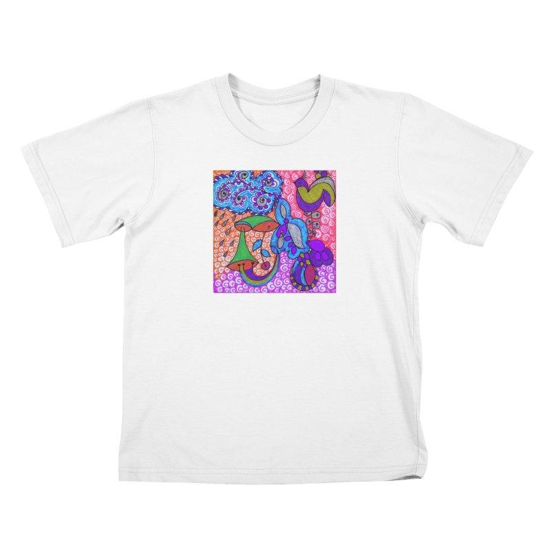 SUGLERI Kids T-Shirt by SUGLERI's Artist Shop