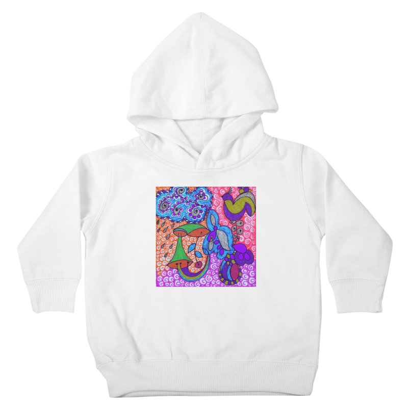 SUGLERI Kids Toddler Pullover Hoody by SUGLERI's Artist Shop