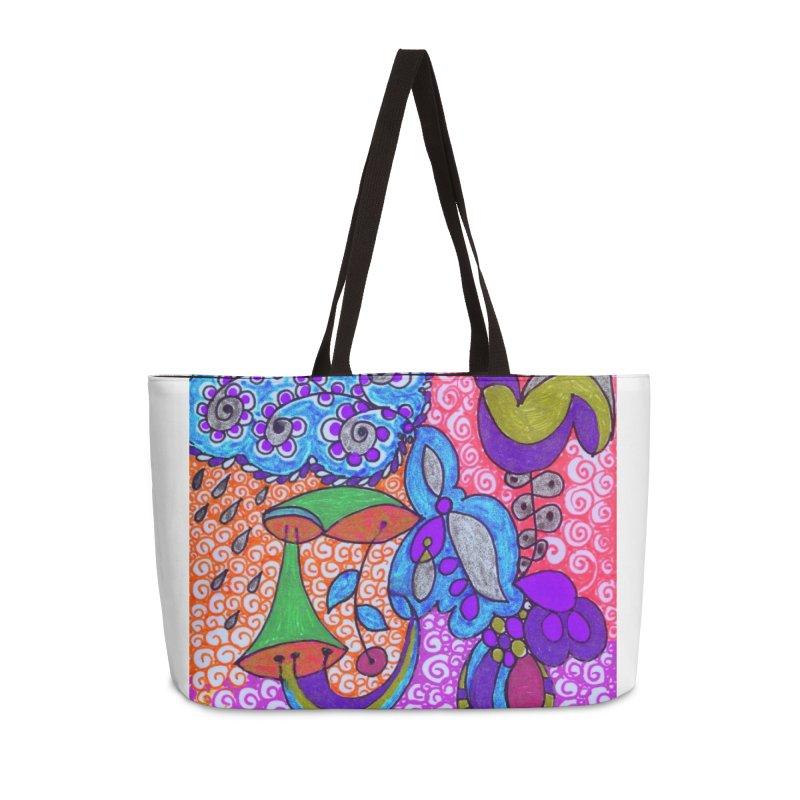 SUGLERI Accessories Weekender Bag Bag by SUGLERI's Artist Shop