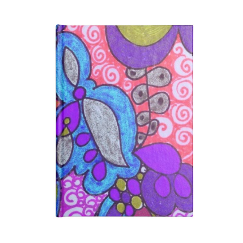 SUGLERI Accessories Lined Journal Notebook by SUGLERI's Artist Shop