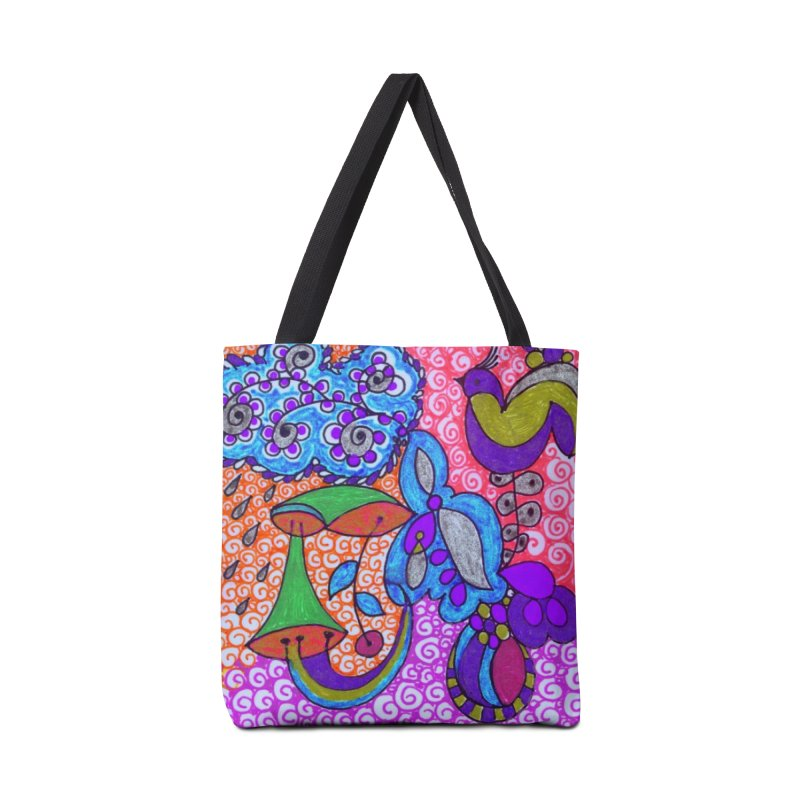 SUGLERI Accessories Tote Bag Bag by SUGLERI's Artist Shop