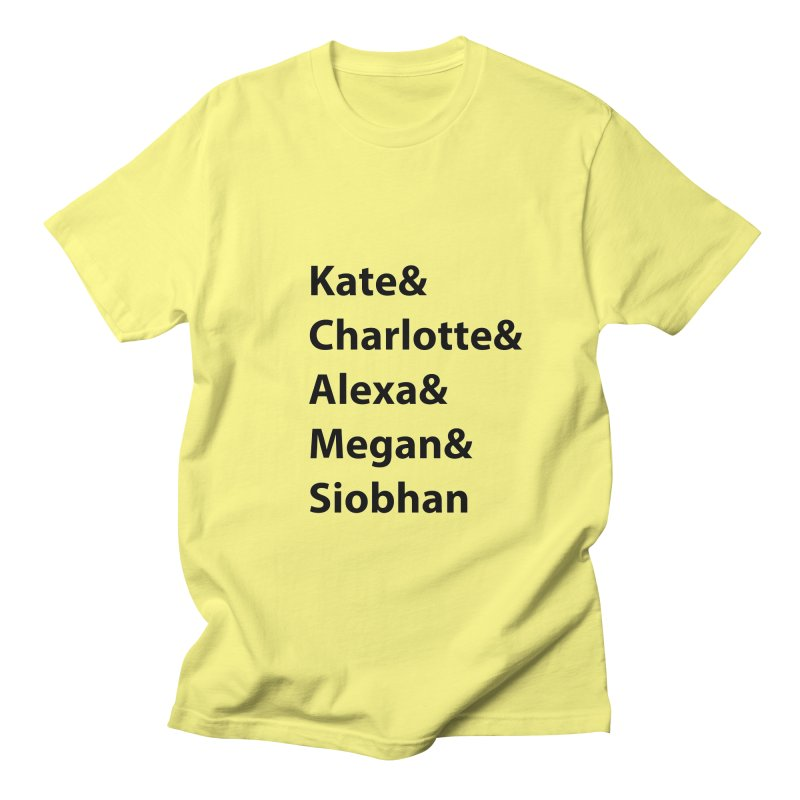 Dom Names  Men's T-Shirt by SWIcomics's Artist Shop