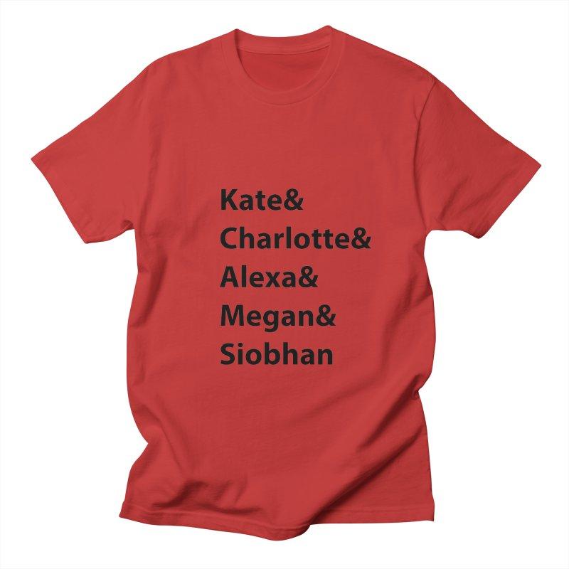 Dom Names  Men's Regular T-Shirt by SWIcomics's Artist Shop